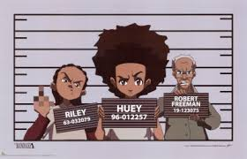 Critical Race Theory in The Boondocks